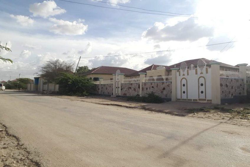 Hargeisa houses.